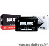 Déstockage ! BS-batterie 12v / 8ah BT9B-BS (yt9b-bs) pour Yamaha MT03, XT660X, TT600RE et YFM700R