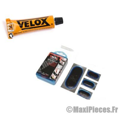 Destockage ! Kit de réparation vélo tubeless de marque «Velox»