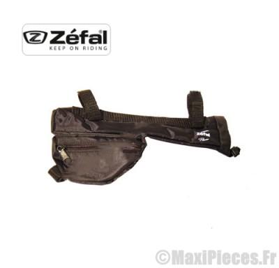 Destockage ! Sacoche sur cadre vélo pour pompe «Zefal» 300mm