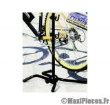 Prix discount ! Support entretien vélo «Pit-stop» pied d'atelier réglable et pliable