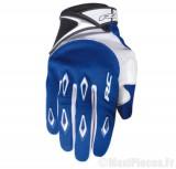 Déstockage ! Gants cross RC Ride Bleu Taille M (Produits pour sport/loisir/Norme CE/EPI 94-689 type1)