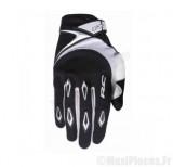 Déstockage ! Gants cross RC Ride Noir Taille S (Produits pour sport/loisir/Norme CE/EPI 94-689 type1)