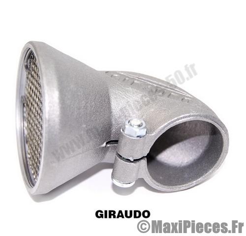 filtre air cornet giraudo 32mm carburateur phbg coud 90 alu ebay. Black Bedroom Furniture Sets. Home Design Ideas