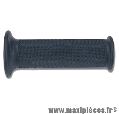 Destockage ! Paire de poignées de marque «Domino» noir grip 120mm