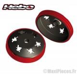 Déstockage ! Cloche d'embrayage Hebo Ø107mm pour Peugeot speedfight, ludix, tkr…