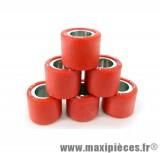 z. Destockage galets variateur TNT diamètre 19x15.5 poids 6 gr pour Piaggio, Gilera...