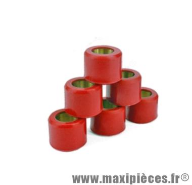 z. Destockage galets variateur A.T.K diamètre 16x13 poids 6 gr pour peugeot piaggio kymco