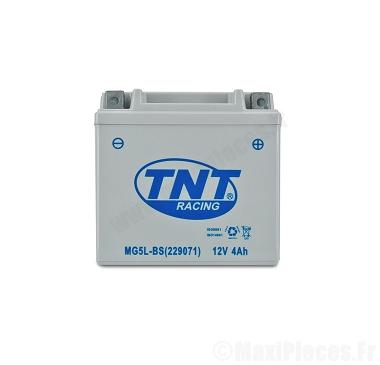 Batterie gel 12v / 4ah MG5L (BSYTX5L BS) sans entretien