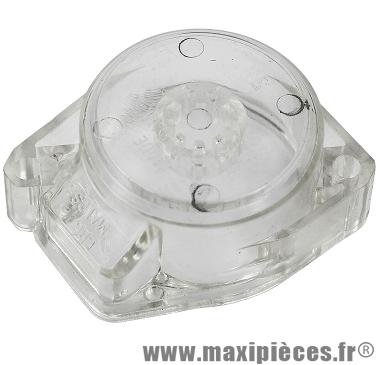 cuve en plastique transparent pour carburateur SHA de 12 à 15