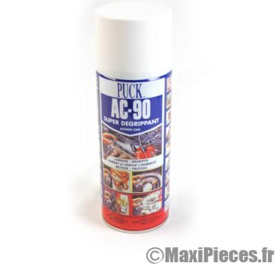 Déstockage ! Spray dégrippant multifonction Puck AC-90 aérosol de 400ml