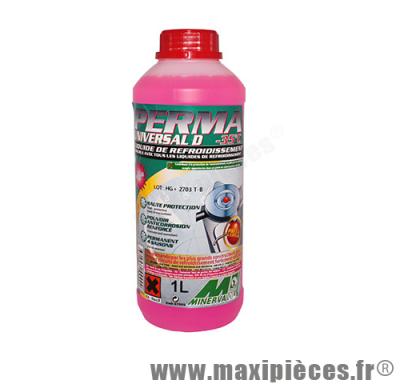 Déstockage ! Liquide de refroidissement Minerva universel (1L)
