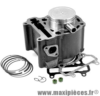 kit cylindre piston type origine pour italjet jupiter malaguti madison password mbk skyliner kilibre yamaha x-max majesty 250cc