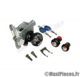 Contacteur a clé neiman maxi scooter pour honda sh 125cc injection à partir de 2005