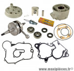 Pack kit moteur alu complet doppler vortex euro3 derbi senda drd x-treme x-race…