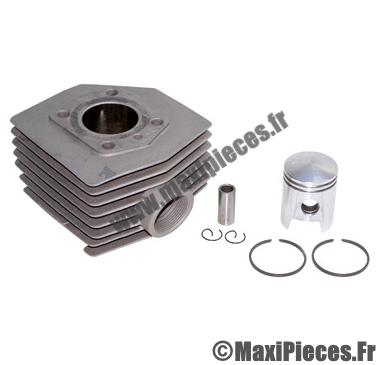 Cylindre piston adaptable cyclomoteur mbk 51 air Ø39mm