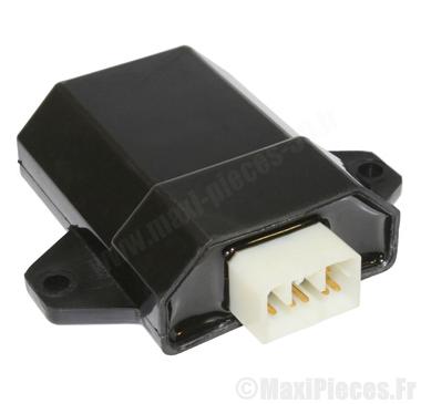 bloc boitier cdi transpondeur adaptable pour peugeot speedfight 3