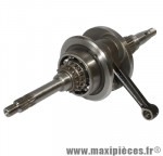 vilebrequin type origine pour mbk ovetto booster x yamaha neos giggle 4T