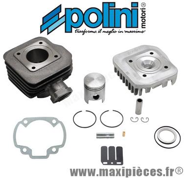 kit haut moteur 50 cc polini fonte air : peugeot buxy treeker vivacity speedfight squab ...
