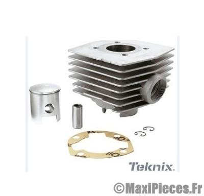 kit haut moteur teknix alu adapt mbk 51 air multi transferts
