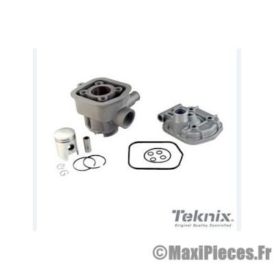 kit haut moteur teknix alu nikasyl adapt mbk 51 liquide