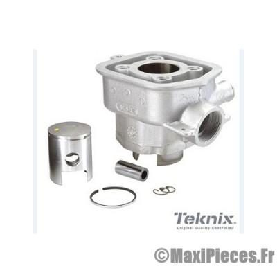 kit haut moteur teknix alu adapt mbk 51 liquide h20
