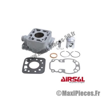kit cylindre piston 50cc airsal alu nikasil pour suzuki rmx smx