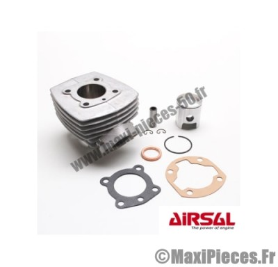 kit cylindre airsal t6 alu 6 transferts pour peugeot 103 104