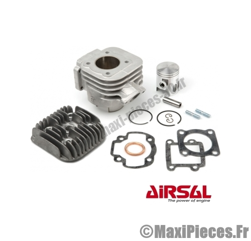 Kit airsal booster.