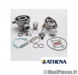 haut moteur 50cc athena alu pour peugeot speedfight 1 et 2 x-fight elystar metal-x ...