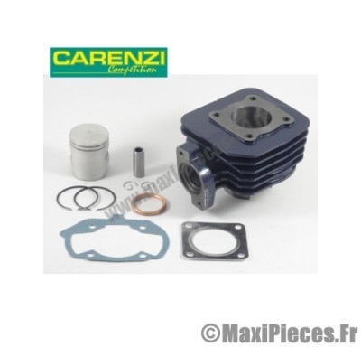 kit haut moteur 50 cc carenzi : peugeot ludix 50 2temps one snake trend + vivacity nouveaux model