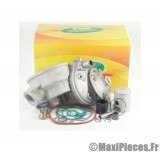KIT HAUT MOTEUR COMPLET TOP PERFORMANCES ALU : MINARELLI AM6 APRILIA RS RX 50 MALAGUTI XSM XTM PEUGEOT XP6 XPS YAMAHA TZR ...