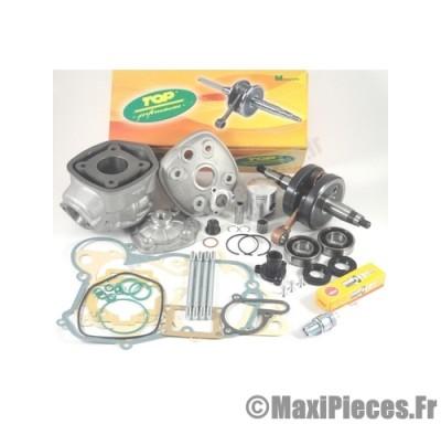pack kit 50cc moteur complet top performances (haut moteur, vilo, roulement, joint...)pour: euro3 derbi senda drd x-treme x-race sm gpr gilera rcr smt aprilia rs rx sx ...