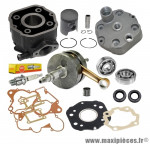 pack kit moteur complet type origine(haut moteur, vilo, roulement, joint...)pour: euro2 derbi senda drd x-treme x-race sm enduro gpr gilera gsm bultaco astro lobito ... (EBE050)