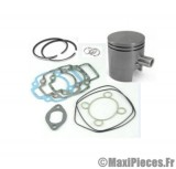 kit piston + pochette de joint adaptable au piaggio liquide gilera dna nrg runner zip ...