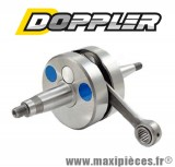 vilebrequin doppler endurance pour moteur euro3 derbi senda gpr drd x-race aprilia rs sx rx 50 gilera rcr smt...