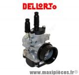 carburateur dellorto phbg 19 pour booster mob scoot et 50 a boite