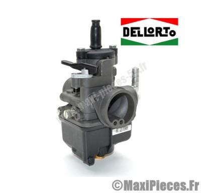 carburateur dellorto phbl 25 am/sd pour mob scoot et mecaboite