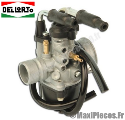 carburateur dellorto phbn 12 pour mob scoot et mecaboite type origine