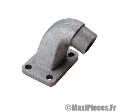 pipe admission pour carburateur 50cc 17/19 mm adapt mbk 51 ...