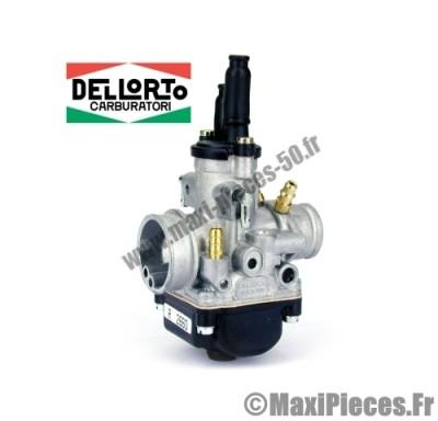 carburateur dellorto phbg 21 pour booster mob scoot et 50 à boîte.