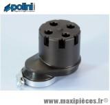 filtre a air polini diamètre de 45 à 49mm pour carburateur polini CP et peugeot 103 mvl, mv, lm...