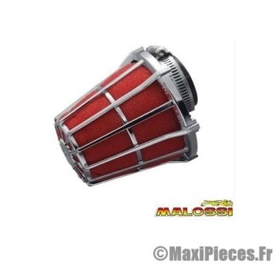 filtre a air malossi e 5 phbg chrome mousse rouge