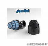 filtre a air polini air box etanche coude 90 d32 phbg