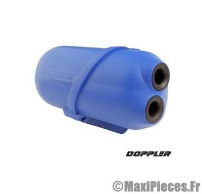 boite a air doppler air box bleu pour moteur minarelli