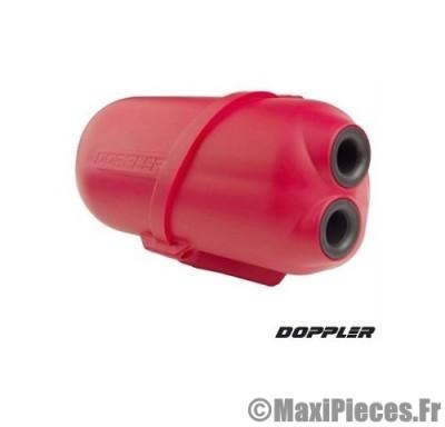 boite a air doppler air box rouge pour moteur minarelli