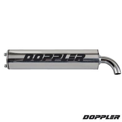 cartouche doppler s3r alu diametre 60mm pour pot scooter : booster buxy nitro sr50 ...