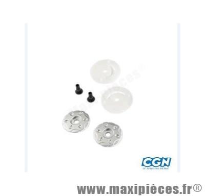 kit fixation ecran casque jet sun visor(rondelle)