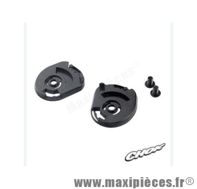 kit fixation ecran casque cali10/lola10/rebel10 (plaquette) v 105