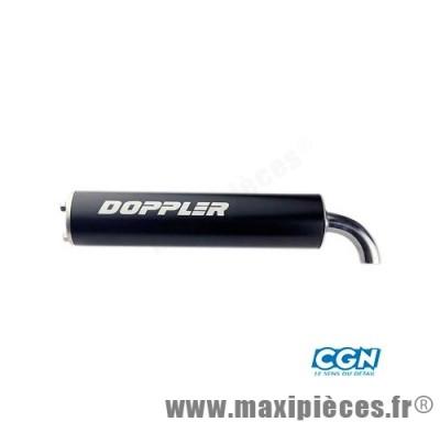 cartouche doppler s3r noir diametre 60mm pour pot scooter : booster buxy nitro sr50 ...