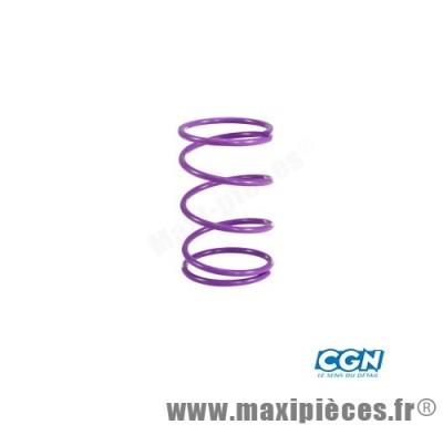 ressort d'embrayage malossi violet 4.92 (racing +82% par rapport a l'origine) pour booster nitro peugeot piaggio ...